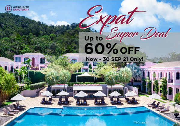 Exclusive Offer for Expats in Thailand